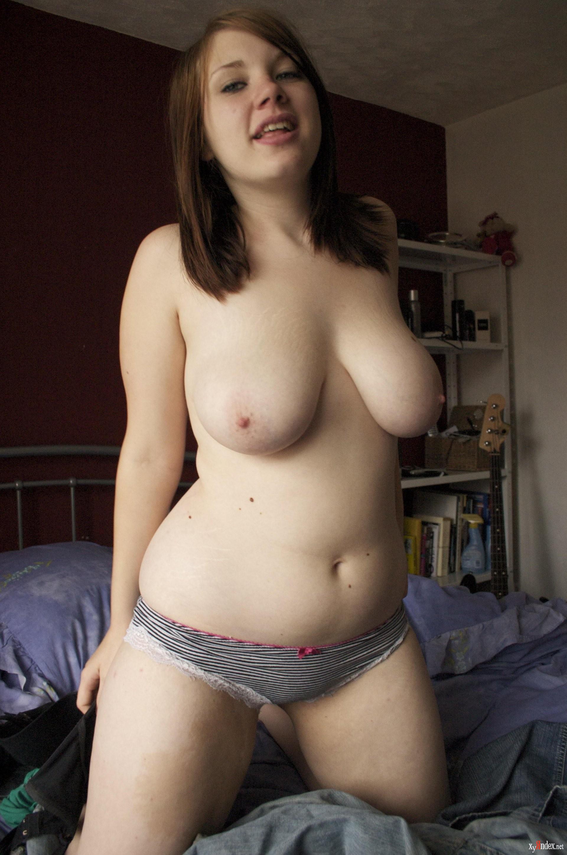 Смотреть порно слегка полникие девушки