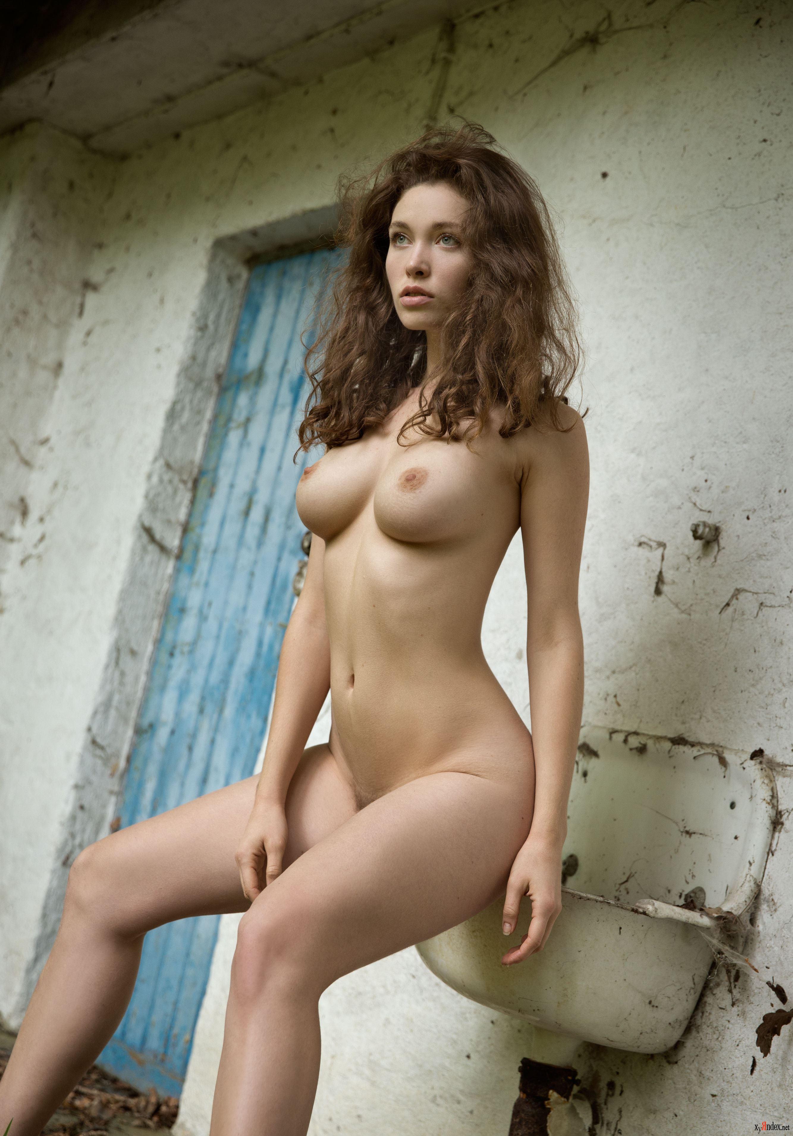 Фото украинок ню
