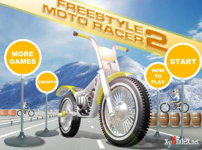 Freestyly Moto Racer 2