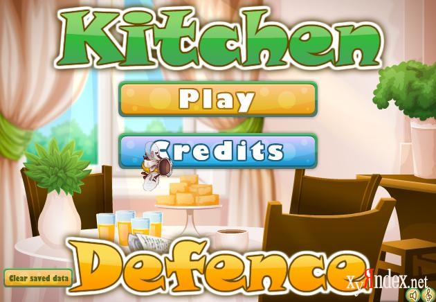 Kitchen Defence