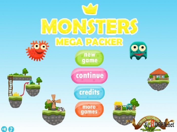 Monsters Mega Pack