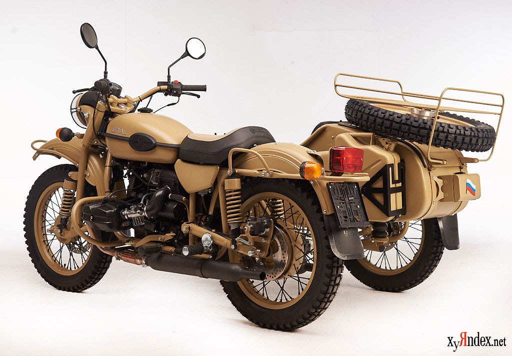 мотоцикл урал цены и фото
