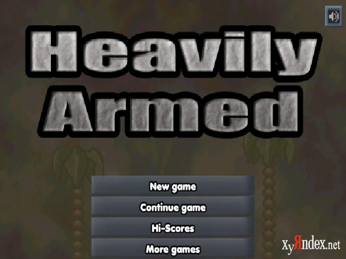 Heavily Armed