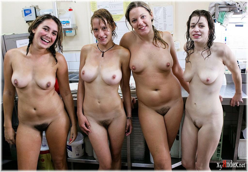 Kim amateur nude video