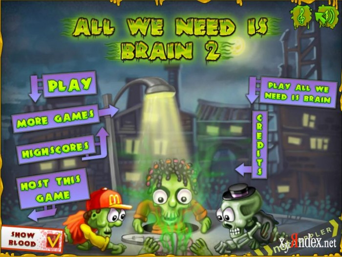 We Need Brain 2
