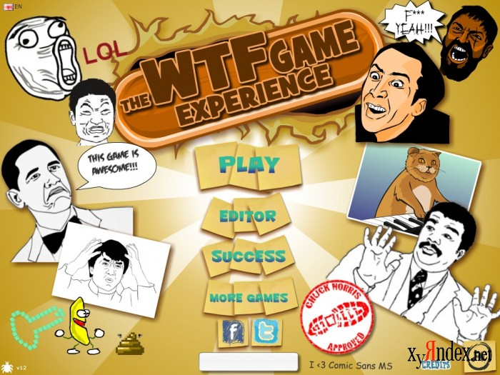 The WTF Game Experie