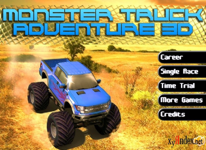 Monster Adventure 3D