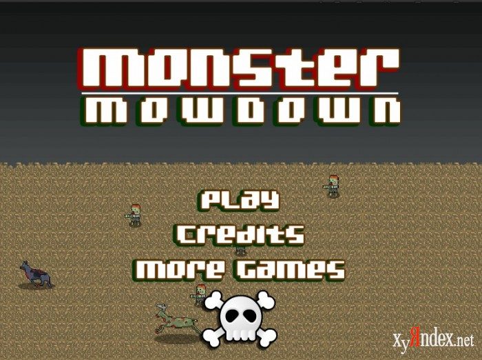 Monster Mowdown