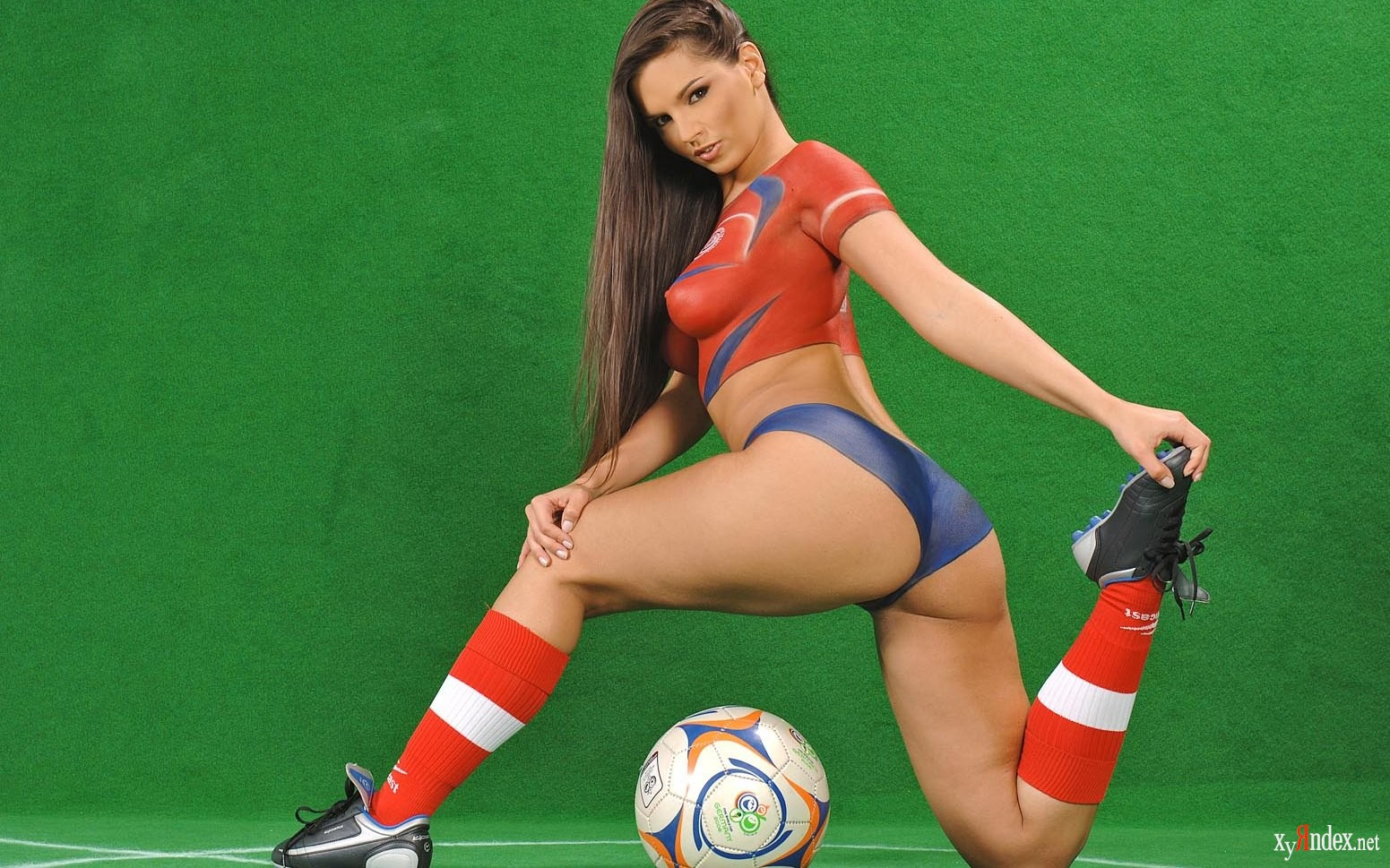 Top hottest female soccer players in the world