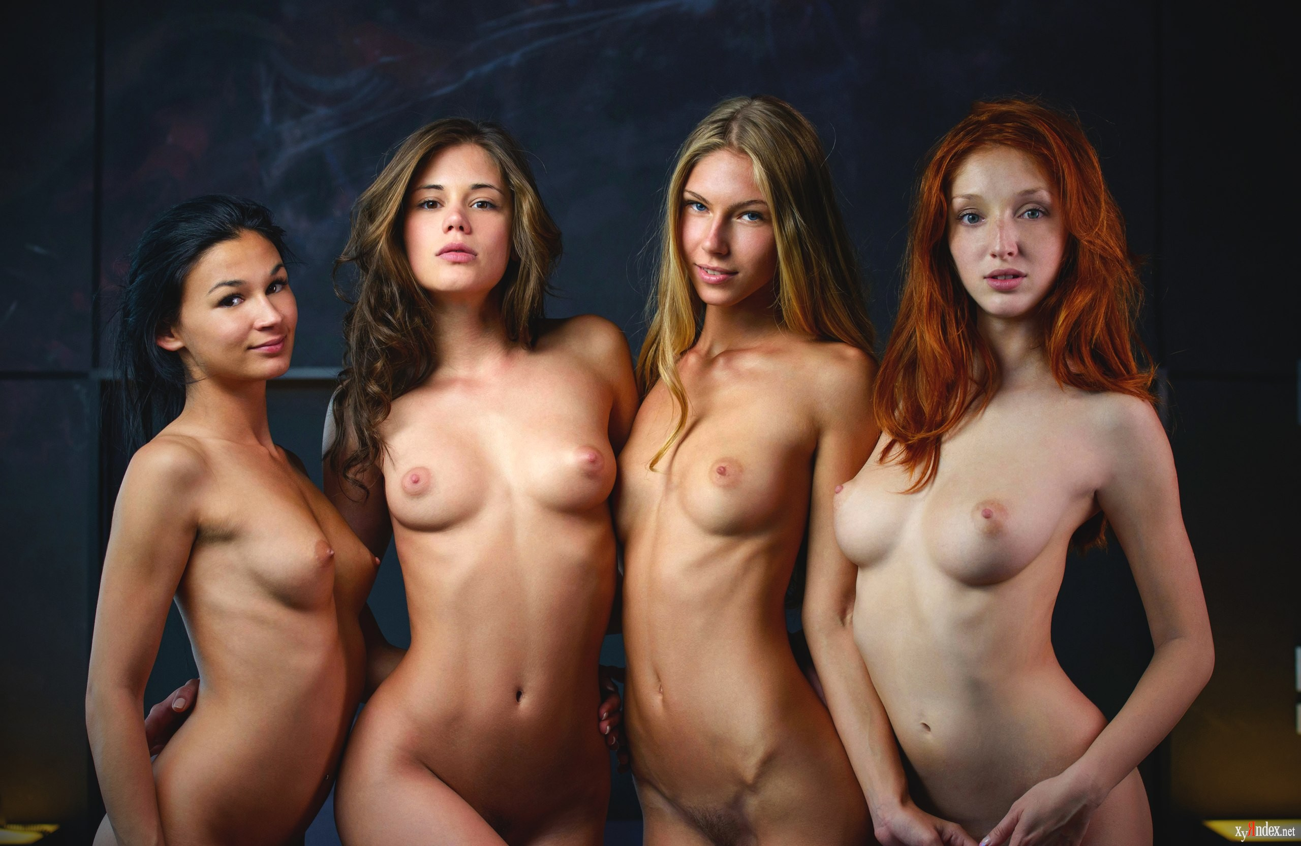 Naked Group Pictures