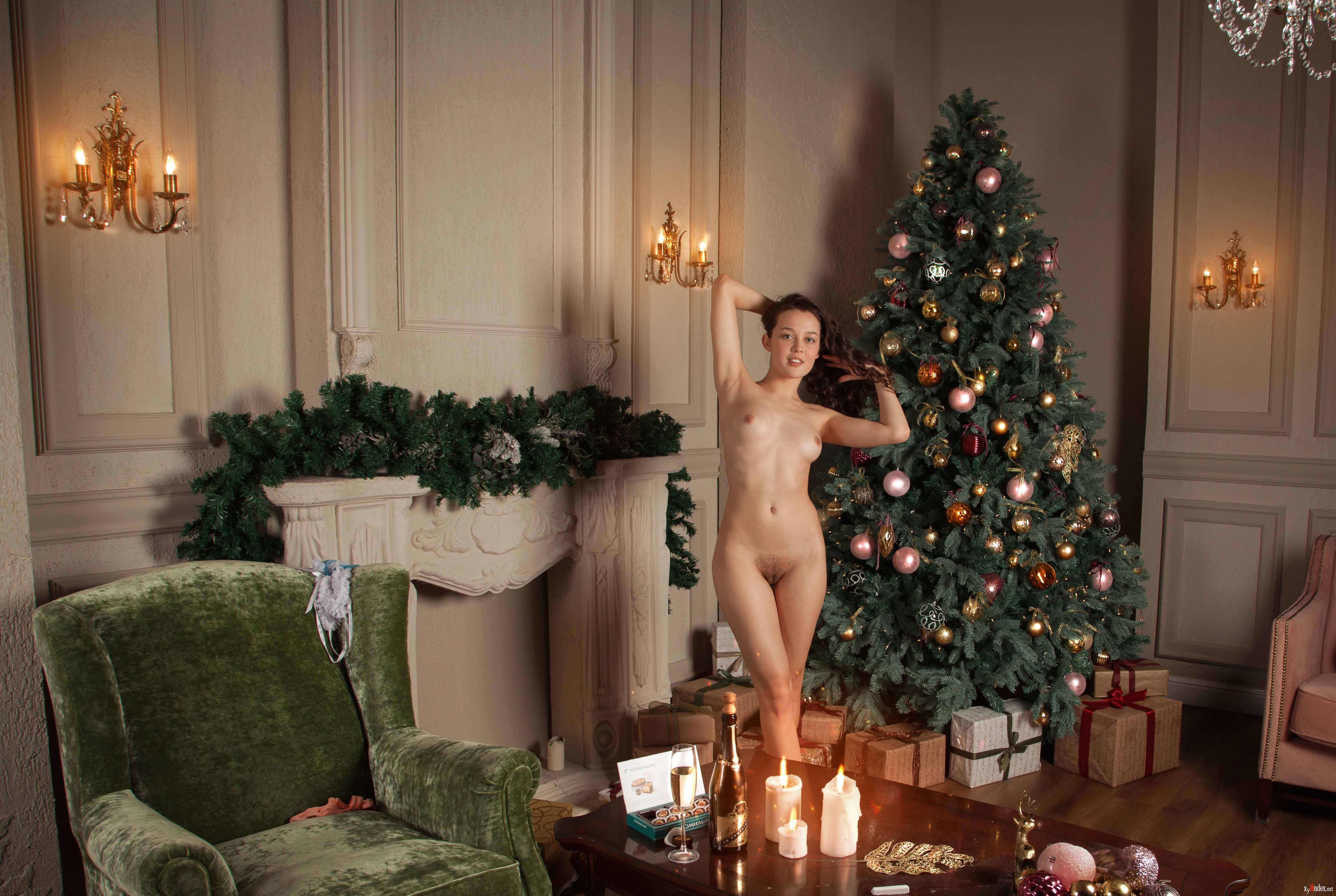 French christmas nude — pic 12