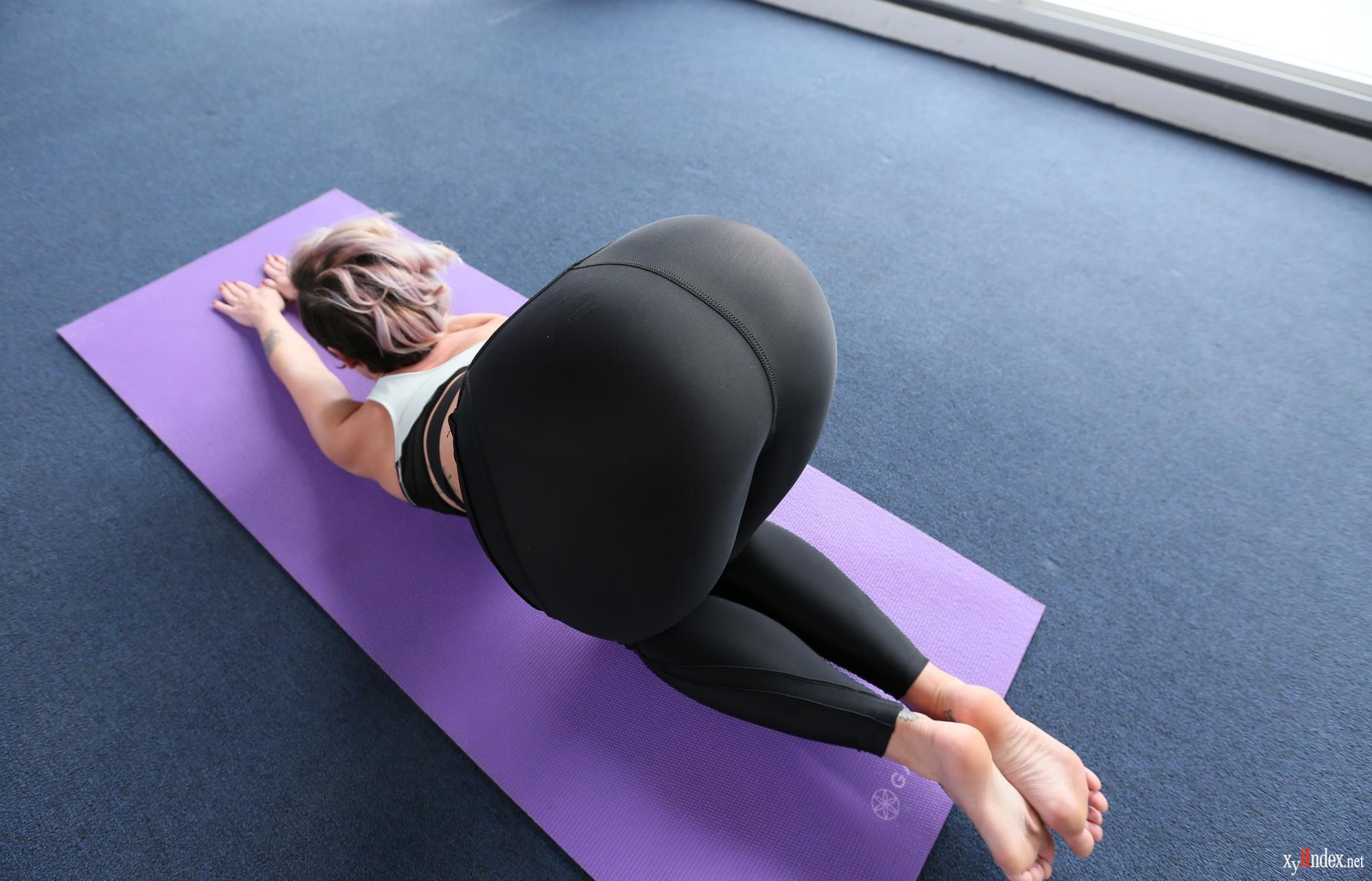 Exercises Buttocks Yoga Pants Fitness Motivation Big Booty Training Butt Workout