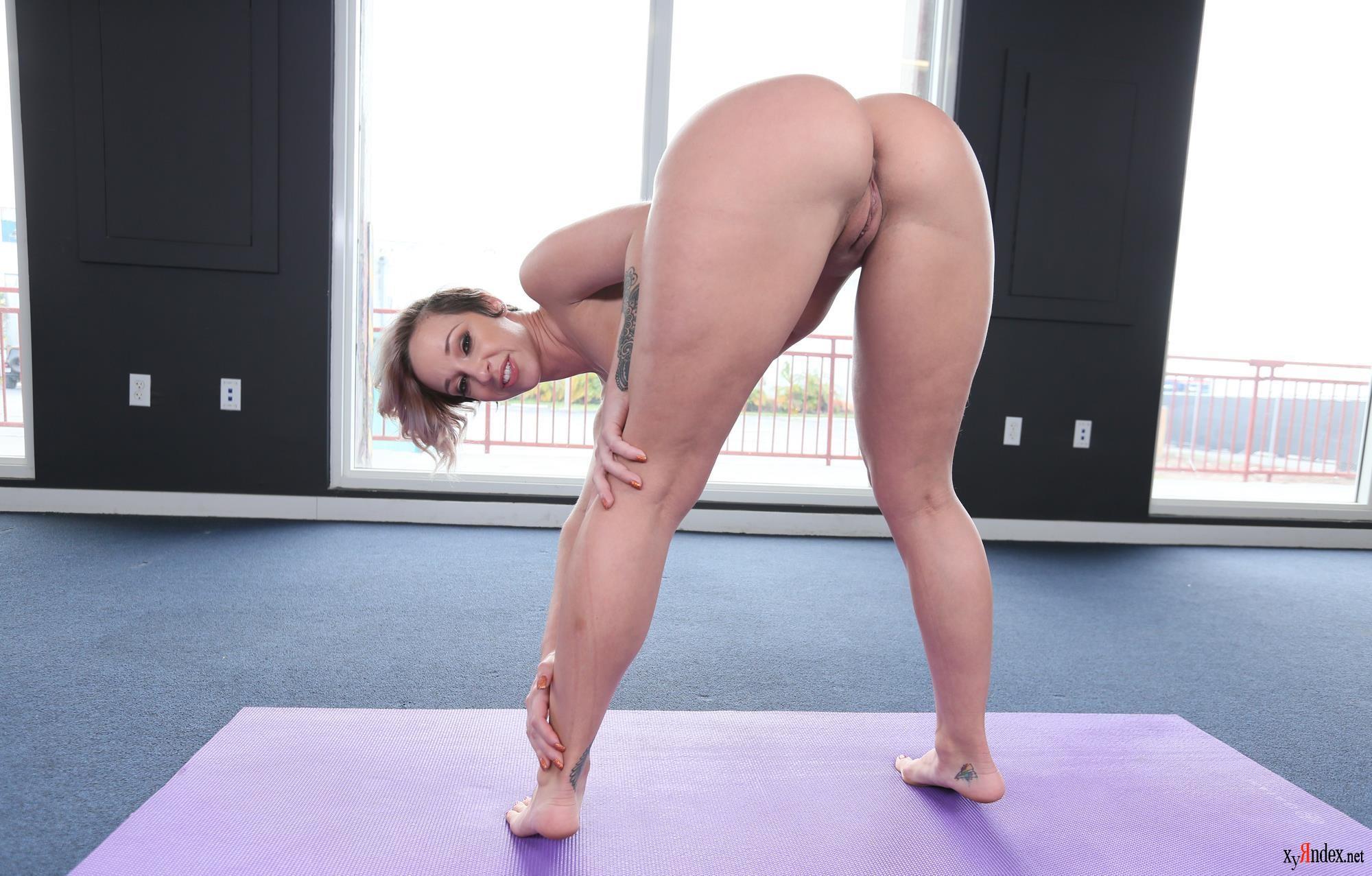 Watch Yoga Butt