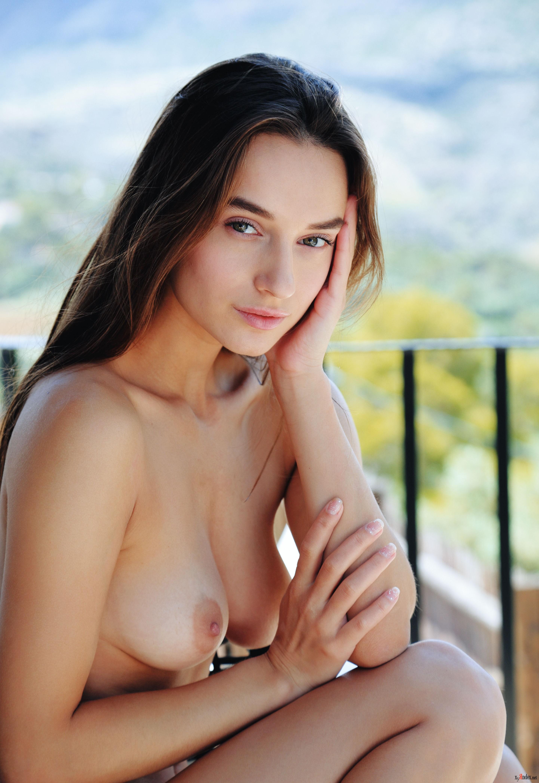 Sunrise nude