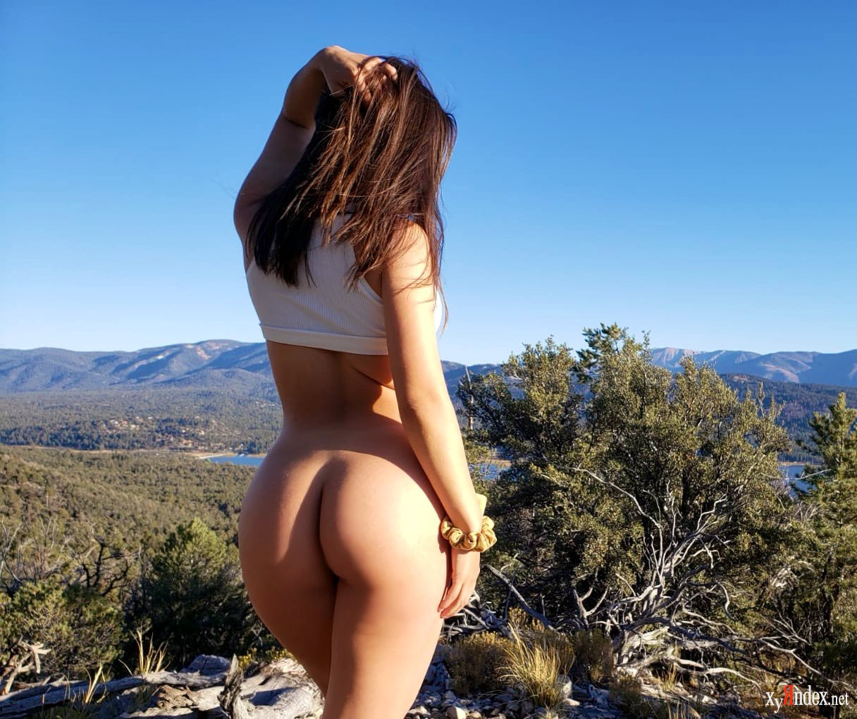 Hot country girls naked model